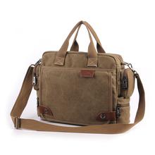 cotton messenger bag price