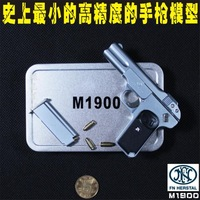 High precision,rowning 05 m,1900 pistol model,metal disassembly,gun model,free shipping,drop shipping.