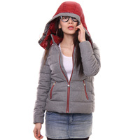 961 woolen patent leather patchwork wadded jacket down cotton-padded jacket wadded jacket outerwear