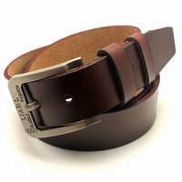 Male strap genuine leather pin buckle belt type cowhide the first layer of leather fashion male
