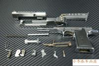 5 cscf artificial gun,metal gun model,gun model,drop shipping. free shipping.