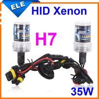 12V 35W HID Xenon Car Head Light Bulb Lamp H7 3000K 4300K warm white 5000K white 6000K cold white 8000K 12000K H1 H3 H4-1 H11