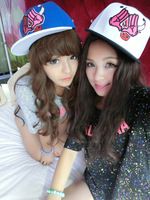 Hiphop cap baseball cap hip-hop personality lovers design