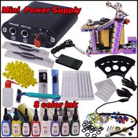 professional tattoo machine with tattoo tool power supply system worldwide