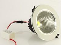 free shipping  12w  LED COB Ceiling Light  LED Down Light spotlight