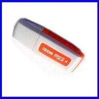 Free shipping USB 2.0 micro sd card reader memory card reader,tf card readerRY5000