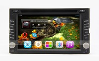 2 din Android 4.1 car pc, built in car DVD+GPS+Wifi+Bluetooth+Dual core 1GB CPU+DDR3 1GB +8GB Flash+ free shipping