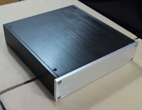 Full Aluminum Enclosure Preamp Case Headohone Amplifier Chassis L 2205