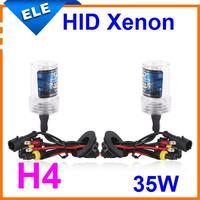hid bulb Xenon h4 12000k Conversion Kit Car Head Lamp Light Replacement 12V 35W H4-1 3000k,4300k,6000k,8000k 9004-1 HB1 B3
