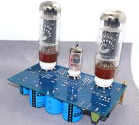 10W 10W EL34 ECC83 Single Ended Class A Stereo Amplifier Kit WLX