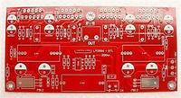 YJ PCB 300W Mono LM3886 x 4 NE5532 Double Side Board