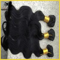 Wholesale virgin hair,peruvian body wave hair,human hair weave,3pcs lot,,300g/lot,grade 5a,natural color,3.5oz,free shipping