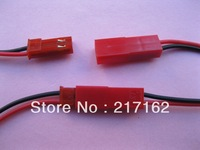 10  Sets JST 2 Pin Male & Female Connector Plug with 26AWG Wire 150mm