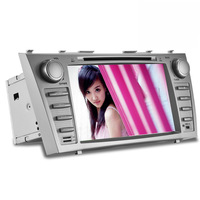 Factory Price Toyota Camry CAR DVD Player,Built-in GPS Navigation,Ipod ,Radio and Bluetooth Call/Phonebook