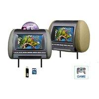 Headrest TFT screen DVD Player