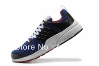 HOTsale 2012 king of the new men's sport leisure female leopard print shoes run trend