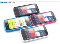 Free Shipping High Quality Dirt-resistant TPU Protective Case For Lenovo A390