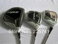 "Brand New Golf Clubs R B Z Wood Set 9.5""/10.5"" Degree(1pc) Driver #3#5(2pcs) Fairway Wood Come With Headcover"