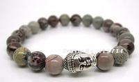 Womens Mala Bracelet, Yoga Beads, Buddha Bracelet, Spiritual Jewellery