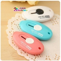 Cute mini portable knife utility Knife 12pcs/lot free shipping