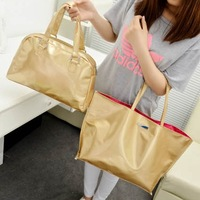 Women's handbag 2013 brief shoulder bag black women's bags picture of a large package bag