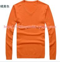 Hot Winter Men New Cotton Slim Mens Knit Pullover Coat Sweater