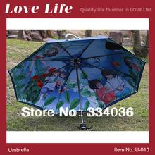 anime umbrella promotion