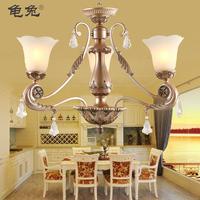 Fashion resin tieyi diamond lighting lamps living room lights bedroom lamp ch0828-3