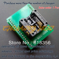 GDP-SOIC-2003 Programmer Adapter 200mil 208mil SOP8 to DIP Adapter  for lt48xp/lt48uxp/lt848  Programmer Adapter