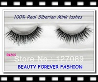 2013  winter 3pair/lot new  mink fur false eyelashes style 100% real siberian mink lashes RMZ05
