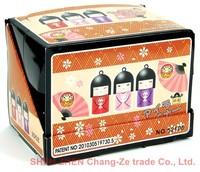 2013 hot selling, free shipping Christmas gifts Cartoon dolls HENGFANG liquid eyeliner hardhead waterproof and sweat  24pcs/LOT