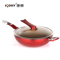 Kosy cookware 3d oille pot vertical jarhead band dual