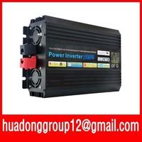 Off inverter  1500w DC12V/24V, AC110V/220V, Pure Sine Wave Solar Inverter or Wind Inverter, Surge 3000w,50Hz/60Hz , Single Phase