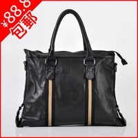 2013 man bag shoulder male bag handbag messenger bag laptop bag travel bag casual bag