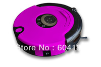 4 In 1 intelligent sweep Robot, Vacuum Cleaner (Sweep,Vacuum,Mop,Sterilize),LCD,Self Charge