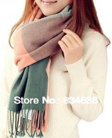 2013 New women Fashion  Wool infinity Scarves Long Large Wrap autumn-winter Scarf  for women