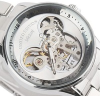 Hollow Mechanical Watches, Cartoon Female Watches, Luxury Mechanical Watches