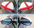 2014 world cup car flag mirror Britain England mirror flag 5000pairs 10000pcs=5000pairs(China (Mainland))