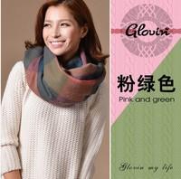 High Quality Fashion Wool Scarf Beautiful Winter Scarves Wrap Shawl Girls WARM FASHION BEST GIFT Free Shipping