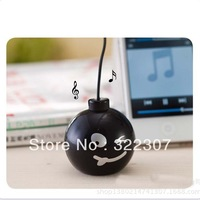 Creative bomb small portable laptop mini speaker cartoon phone speaker
