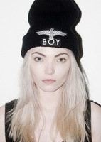 15001 boylondon knitted hat black full 8050