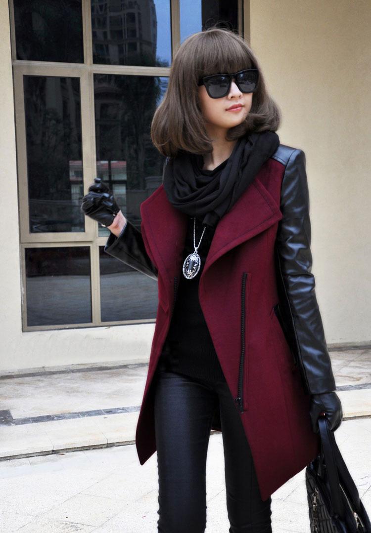 зима новый европейский стиль женщин шить