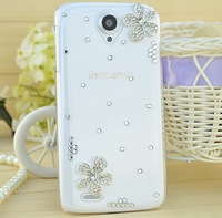 flower with five petals for Lenovo S820/A850/A590/A630/S720/S890 mobile phone ornaments shell