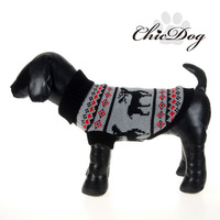 Free shipping Pet clothes dog clothes autumn and winter teddy clothes sweater vip chigoes dog clothes