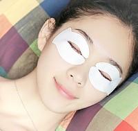 10pairs/lot Free Shipping Night Sleeping C Recycling Eye Mask for Anti-Aging Moisturizing HB-21