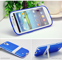 Free Shipping Soft Case With Holder TPU Case With Holder For Iphone 5