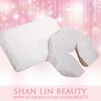 Disposable face rest cover (F3002) 100% viscose