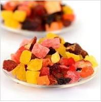 hot sale health care green food 100% natural organic fruit tea no food additives slimming flower tea 500g 2
