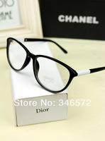 Free Shipping New Small c6 seiko eyeglasses frame women's circle vintage glasses repair myopia