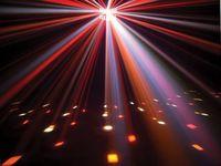 Led promise sword laser light led disco lights butterfly lamp stage lights